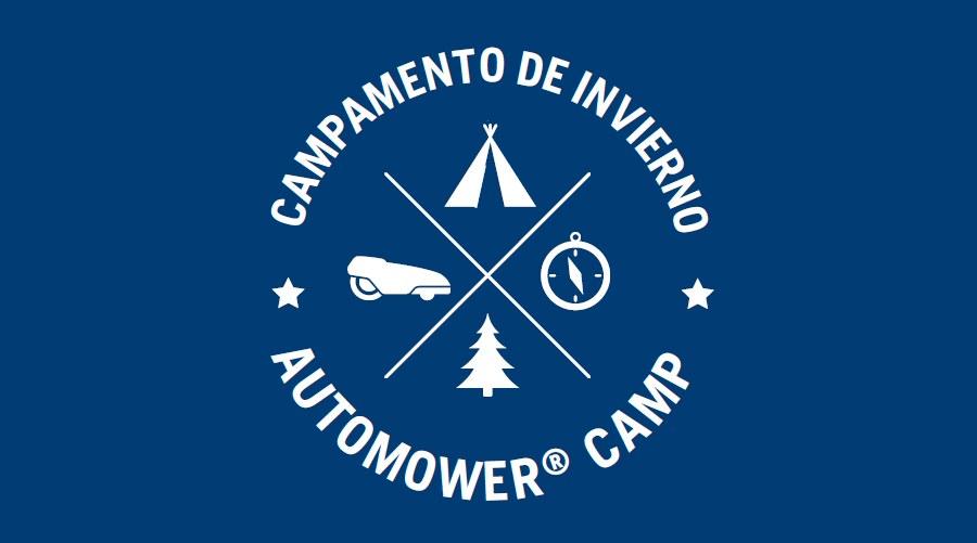 Campamento de invernio Automower