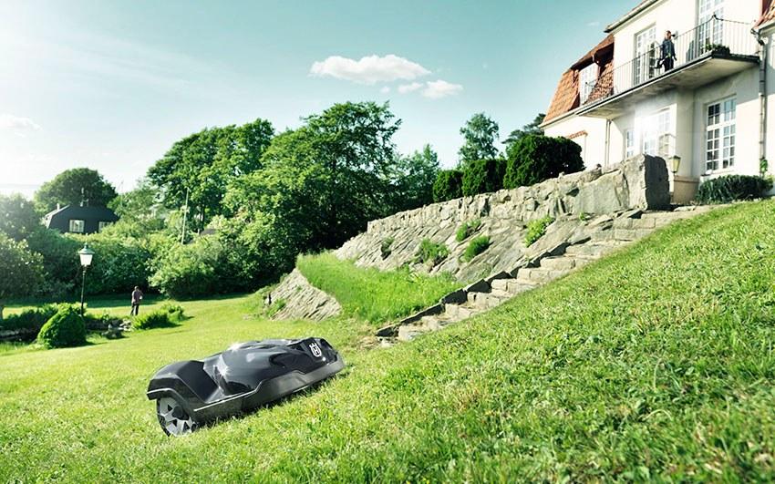 Disfruta de un césped impecable este verano con el robot cortacésped Automower de Husqvarna