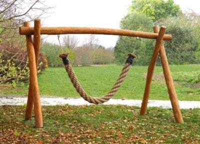 Gronxador de corda gran 200 de Robinia