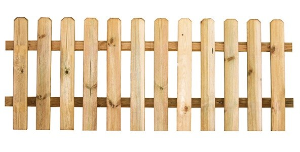 tanca anglesa de fusta tractada