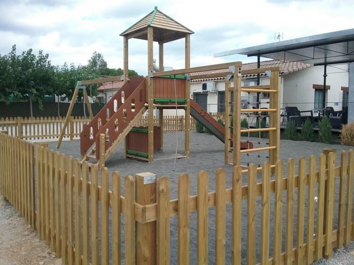 Parque infantil Fogars de la Selva 3