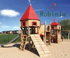 Les terrains de jeux de Robinia